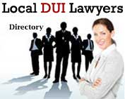 Local DUI Attorney Directory